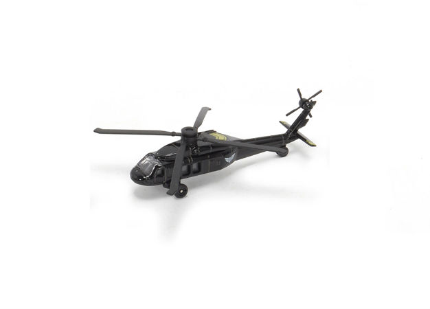 Majorette Air Squadron Herlikopter Black Hawk