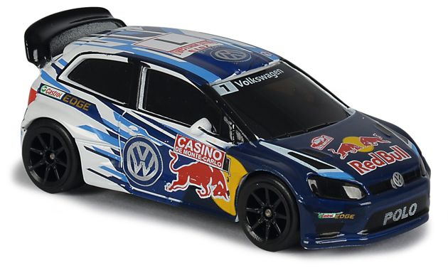 Majorette Racing Cars Volkswagen Polo WRC