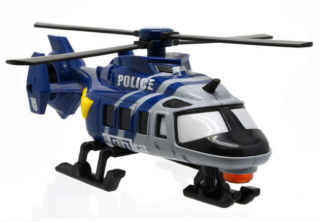 Mighty Force Helikopter Policyjny