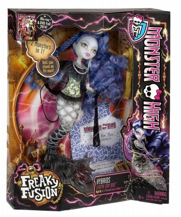 Monster High FREAKY FUSION Sarina Von Boo BJR42