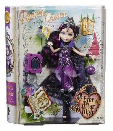 RAVEN QUEEN Ever After High Legacy Day Mattel 24h! BCF48