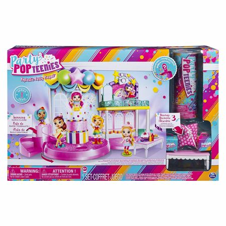 Spin Master Party Popteenies Zestaw Super impreza