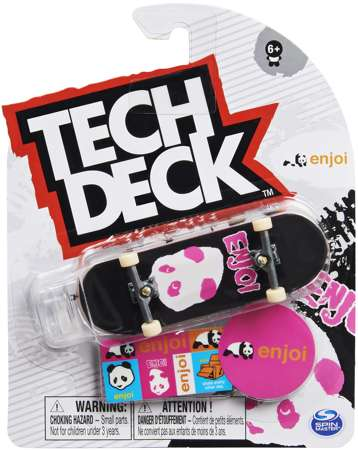 Tech Deck deskorolka fingerboard Enjoi panda