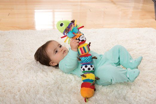 Tomy Lamaze Pluszowa Gąsienica Mix and Match LC27244