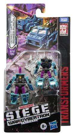 Transformers Decepticon Power Punch i Direct-Hit