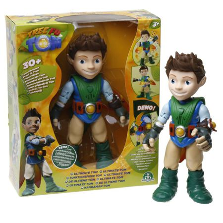 Tree Fu Tom Figurka interaktywna Ultimate Tom